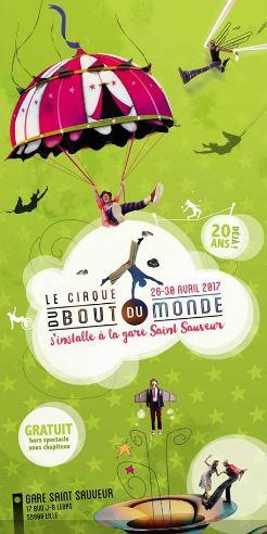 20 ans du Cirque du Bout du Monde sur scènes du nord